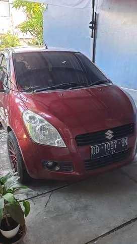 Suzuki splash 2012 GL bagus dan murah