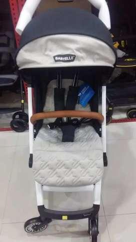 Stroller tidak pernah dipakai merk babyelle