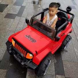 Mobil jeep anak anak