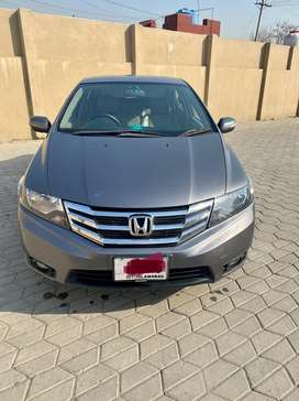 Bumper to Bumper honda city 1.3 aspire manual
