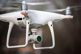 Sewa drone dengan pilot