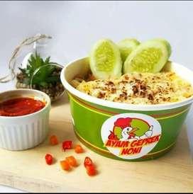 Dicari kurir antar makanan khusus ke toko2 mangga 2