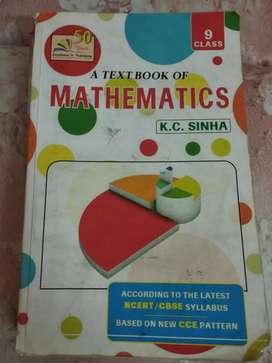 Mathematics class 9