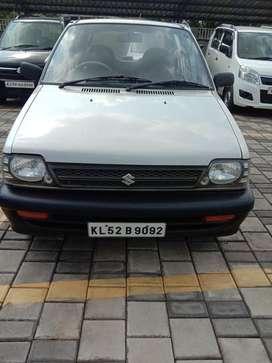 Maruti Suzuki 800 Std BS-III, 2010, Petrol