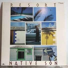 Native Son – Resort / LP Vinyl / Jazz / Piringan Hitam PH Japan