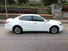 Accord 2009 modal Chandigarh Regd. Manual  Transmission