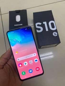 Samsung S10e 6/128Gb Fullset mulus istimewah