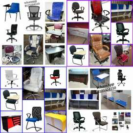 All kinds of office furniture available