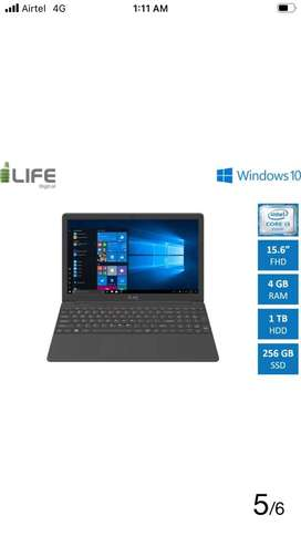 i3 Processor Laptop in very Cheap Price