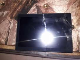4g tablet , Lenovo tab 4 10 like new condition work from home