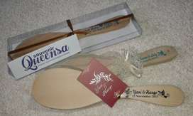 Souvenir centong besar sablon