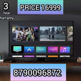43 INCH BRAND NEW SMART led tv full hd smart WITH 3 year warranty
