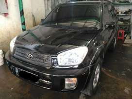 TOYOTA RAV4 CBU AWD AT 2002 ISTIMEWA