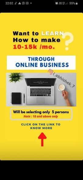 Work from home work opportunity