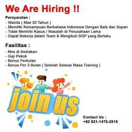 Loker Telemarketing Jakarta
