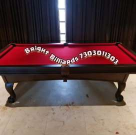 Pool table manufacture, Billiards table manufacture