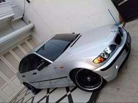 Bmw E46 facelift