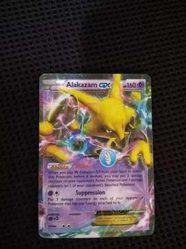 Pokemon Alaskzam GX