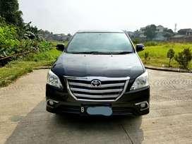 Toyota kijang innova 2.0 V 2013