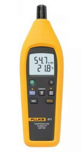 Digital Temperature and Humidity Meter, Model 971, Make: Fluke