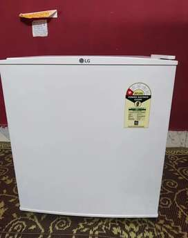 New Unused LG 45 Litres Refrigerator with Box and Bill.