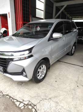 TOYOTA AVANZA FACELIFT G MANUAL 2019