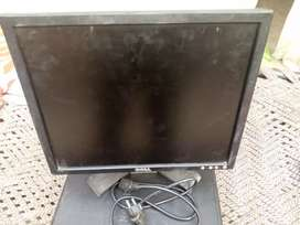 Moniter used 19 inches A one