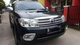 Toyota Fortuner 2.5 G AT 2011 Diesel TDP 15JT