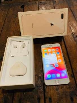 iphone 8 plus fullset mulus bergaransi