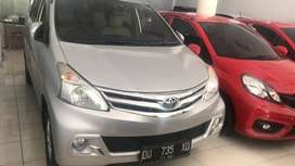 Toyota Avanza G Manual Silver 2014 Nov  Pajak Baru Tangan Pertama