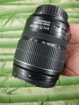 Lensa Canon 15-85mm IS USM