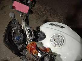 Want sell Mahindra mojo350