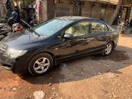 Honda civic 1.8 petrol+CNG
