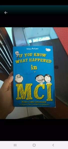 Buku meme comic indonesia mci