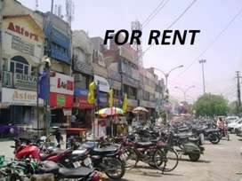 SHOWROOM space available for rent in nit 1 market