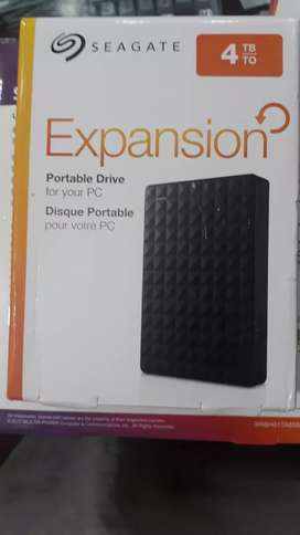 Seagate 4TB Expansion