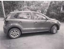Polo gt tdi alloys with tyers..5 nos