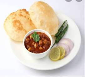 Cook for Bhature