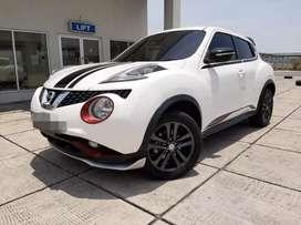 Nissan Juke 1.5 Revolt Matic 2015 plat Ganjil Pemakaian pribadi