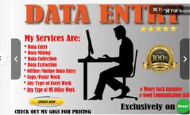 Data Entry PC And Laptop