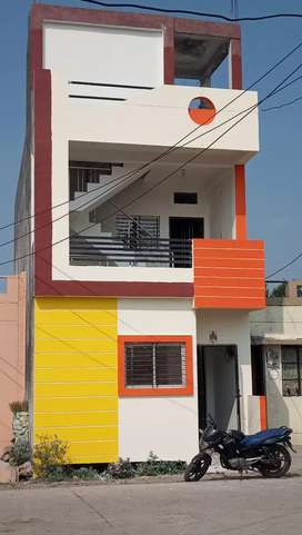 House for sale best colony with 2 big gardens