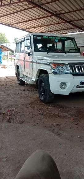 Mahindra Bolero 2015 Diesel 95800 Km Driven