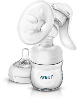 Philips Avent Natural Comfort Manual Breast Pump Pompa ASI Breastpump