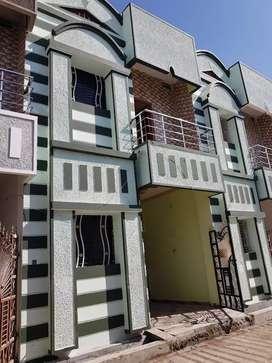 3bhk लाल ईटो से बना हुआ मकान23लाख 50 हजार में