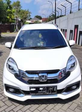 Mobilio White RS Matic