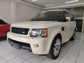 BEST PRICE RANGE ROVER 5.0 SPORT BENSIN 2010 LOW KM