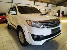 Toyota Fortuner 2.5G '2014 AT - Putih @ Tangsel