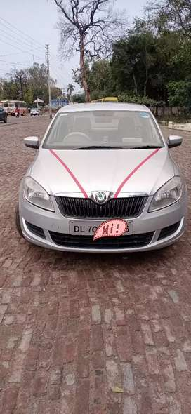 Skoda Rapid showroom condition
