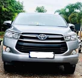 Toyota INNOVA CRYSTA 2.4 GX Manual 8S, 2018, Diesel