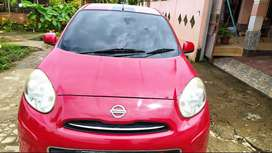 Jual Nissan March Matic 2011